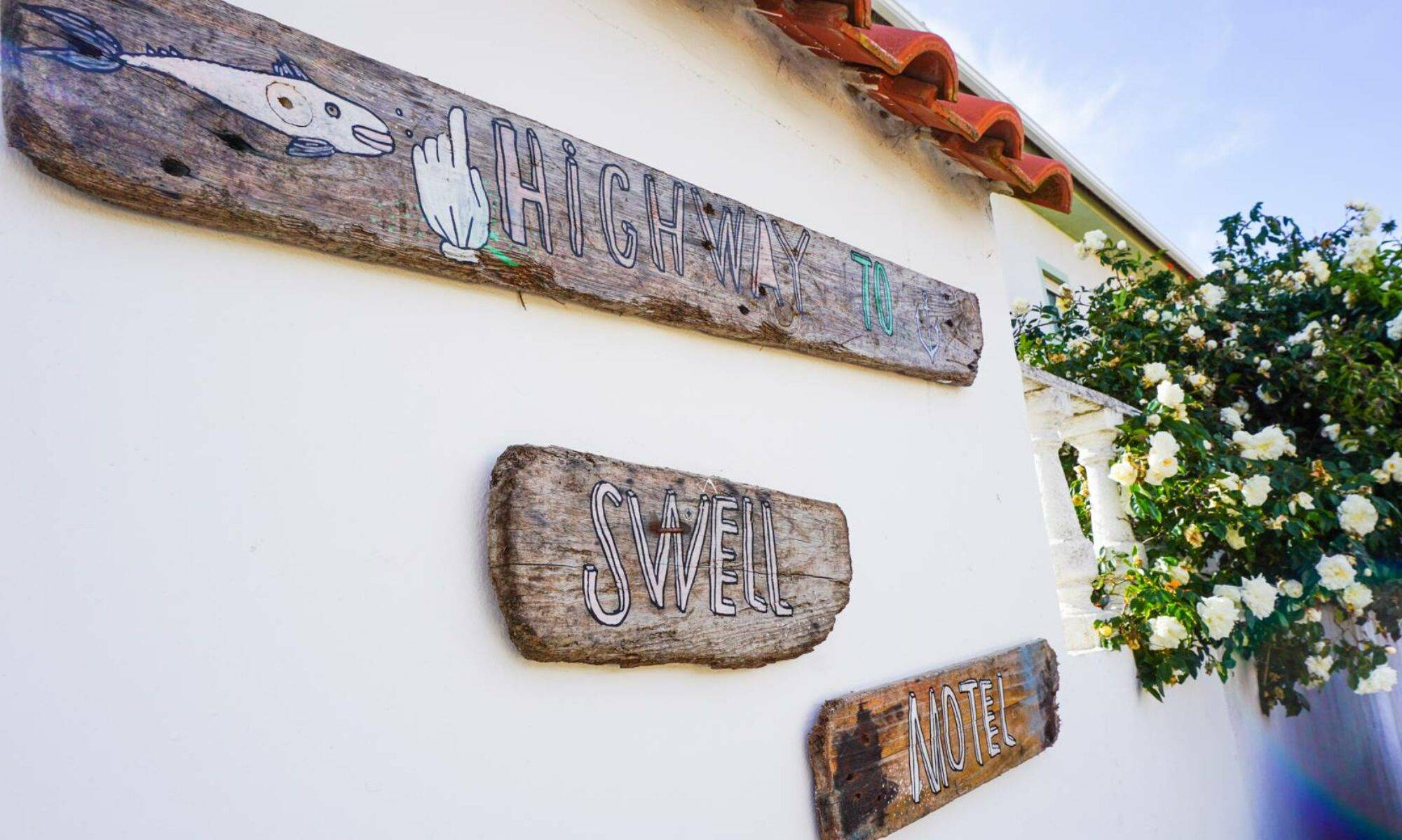 Surfhouse and Hostel in Baleal, Peniche